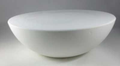 Large Round Hump Mold, Plater, for Clay Pottery